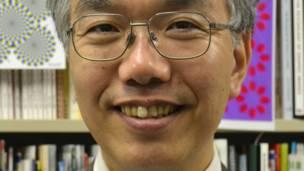 O professor de psicologia Akiyoshi Kitaoka, da Universidade Ritsumeikan de Quioto, testa as limitações da nossa visão com obras de arte (Crédito: Akiyoshi Kitaoka)