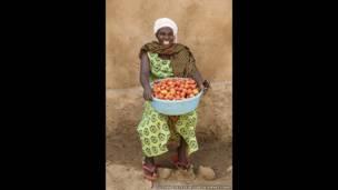रवांडा के हुय जिले के नगोमा गाँव में अल्फोंसिना बैम्पायर