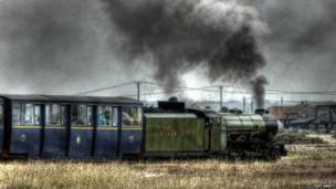Ferrocarril de Romney, Hythe y Dymchurch