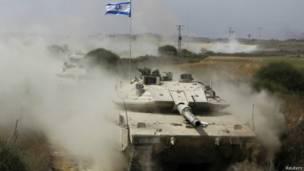 Gaza (Reuters)