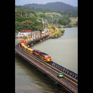 """Foto de un lector de BBC Mundo por el tema """"ferrocarril"""""""
