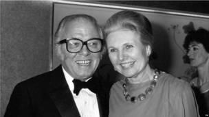 Аттенборо с женой Шилой