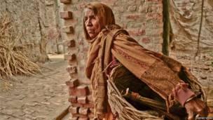 Gangashree del pueblo de Kasela. Digvijay Singh