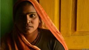 Rekhabai, de Madhya Pradesh. Digvijay Singh