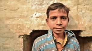 Rahul, de Uttar Pradesh. Digvijay Singh