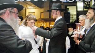 Традиционная свадьба в Израиле