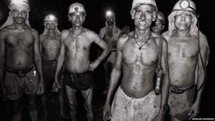 Hint kömür madencileri