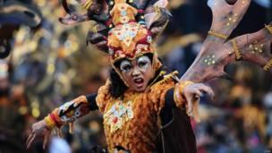 जेम्बर फैशन कार्निवल, jember fashion carnival
