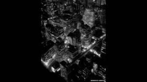 रात का दृश्य, न्यूयॉर्क सिटी, 1932
