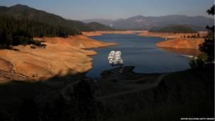 शास्ता झील, कैलिफ़ोर्निया