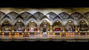 حمام الوكيل - شيراز، تصوير محمد رضا دوميري كنجي