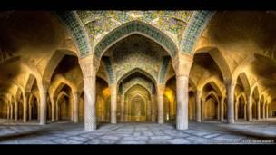 مسجد الوكيل، تصوير محمد رضا دوميري كنجي