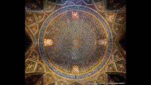 مسجد سيد - أصفهان، تصوير محمد رضا دوميري كنجي