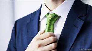 e26008a566f87 Lo que el color de tu corbata dice sobre ti - BBC News Mundo