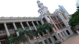 香港大學本部大樓