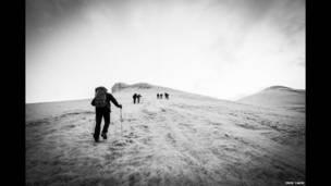 Escalando Monte Ararat, Turquía