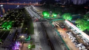 चीन के राष्ट्रपति शी जिनपिंग की अहमदाबाद यात्रा के दौरान तैयारियां