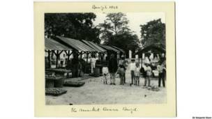 No mercado, Ceará, Sir Benjamin Stone