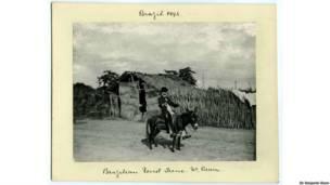 O cenário brasileiro, Ceará, Sir Benjamin Stone/Biblioteca de Birmingham