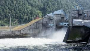 Майнская ГЭС