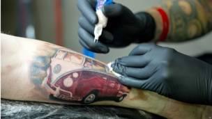 टैटू कनवेंशन, लंदन