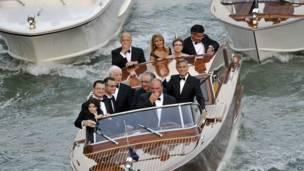 जॉर्ज क्लूनी की शादी