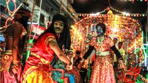 इलाहाबाद की चलती फिरती रामलीला
