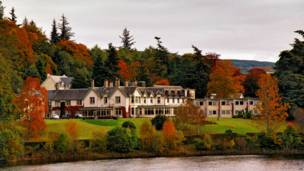 स्कॉटिश होटल ऑफ़ द ईयर, गुड होटल गाइड