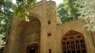 مسجد أورغوت