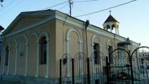 Cocin Gregori ta 'yan Armenia da ke  Samarqand