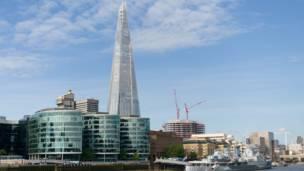 लंदन ब्रिज टावर (द शार्ड)