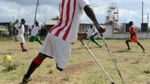 चौथा विकलांग फ़ुटबॉल वर्ल्ड कप