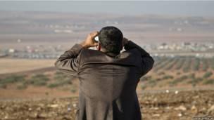 तुर्की-सीरिया सीमा