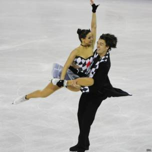 आइस डांसिंग, स्लोवाकिया