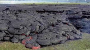 किलॉवैया ज्वालामुखी