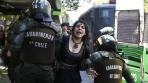 दंगारोधी पुलिस