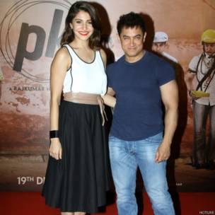 आमिर ख़ान और अनुष्का शर्मा
