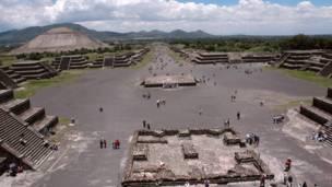 صورة للمدينة الأثرية