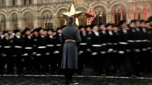 रूस, सैनिक, दूसरा विश्व यु्द्ध
