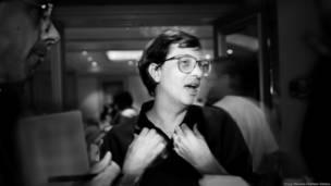 O fotógrafo Doug Menuez registrou os 'anos dourados' do Vale do Silício, quando as empresas da região, como Apple e Microsoft, deram início à era da informação (Retirado do livro 'Fearless Genius', de Doug Menuez; 2014)