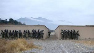 अफ़ग़ानिस्तान के विशेष सैन्य दस्ते
