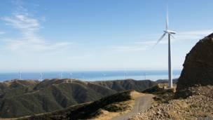 Ветряная энергостанция