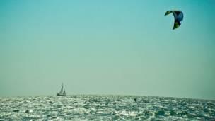 Черноморский ветер. Небуг. Туапсе