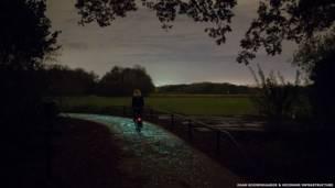 वैन गॉग-रूज़गार्द साइकिल पथ, तस्वीर- डान रूज़गार्द