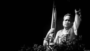 कुमार गंधर्व का पोस्टर