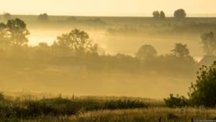 Туман в Нижегородской области
