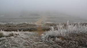 Туман в Чувашии