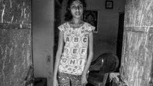 Swati Mishra by Nazes Afroz