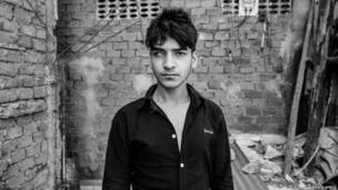 Faizan Shaikh by Nazes Afroz