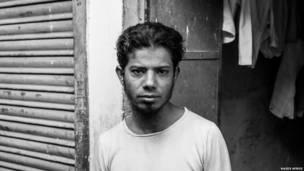 Asif Shaikh. Fotografía de Nazes Afroz.
